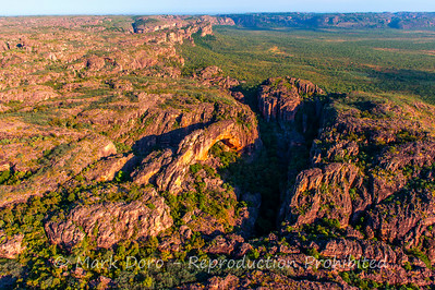 Natural arch, Kakadu, Northern Territory