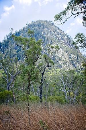 A climb up Baga
