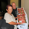 2020-02-21_44_Mandy_Wayne Hockley_Meat Winnings.JPG<br /> <br /> The RSL clubs often sell raffle tickets for meat prizes.  Mandy and Wayne were very lucky with their gambling!