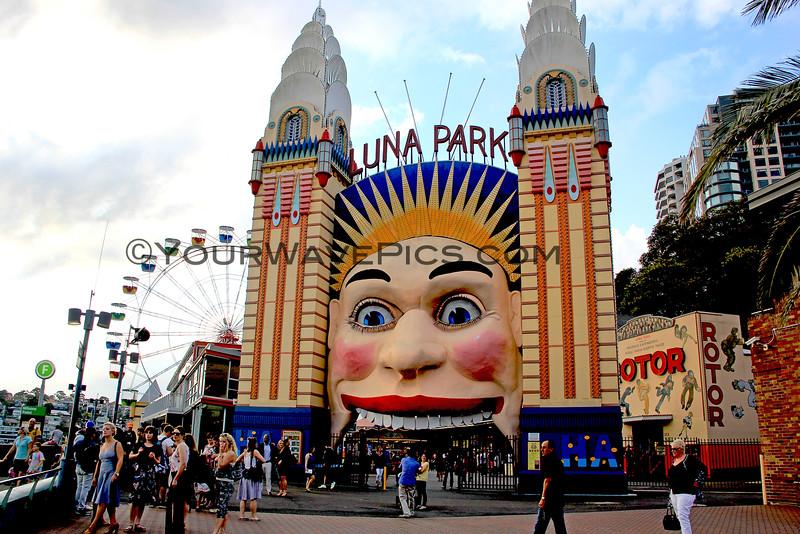 2016-03-27_1591_Luna Park.JPG<br /> <br /> Luna Park is the original amusement park in Sydney