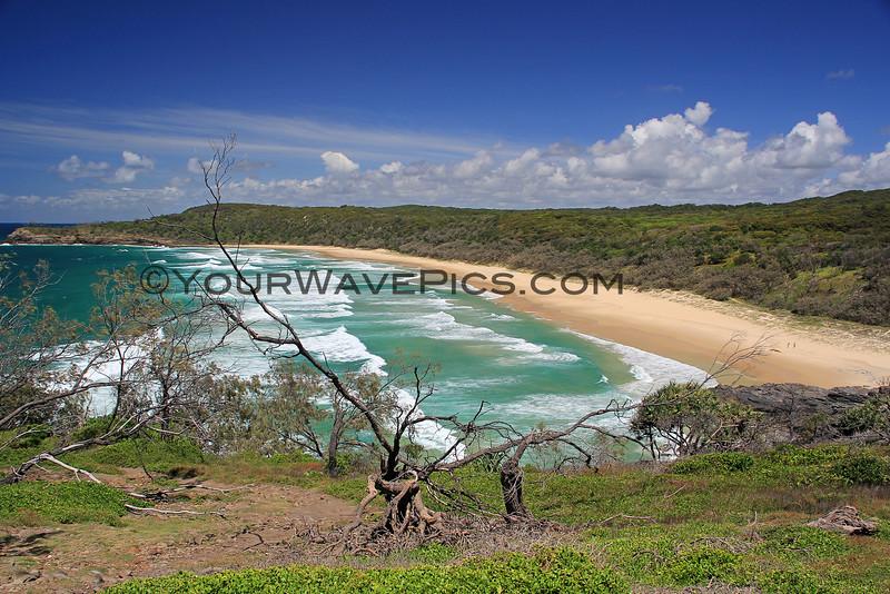 2016-03-04_0496_Noosa National Park_Alexandria Bay.JPG<br /> <br /> The end of the trail in Noosa National Park - looking down on the nude beach, Alexandria Bay