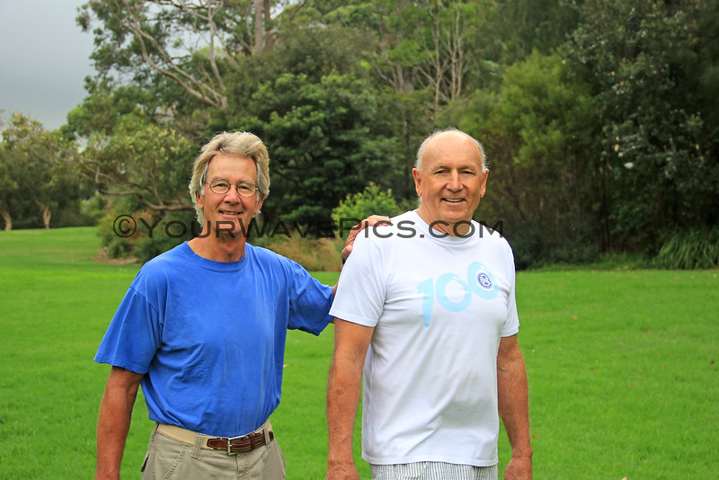 2016-03-29_1688_Tony Edmonds_Peter MacCormick.JPG<br /> <br /> Tony with long-time friend, Peter MacCormick (our Best Man when we were married in 1982)