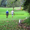 2016-03-29_1652_Tony Edmonds_Peter MacCormick_Hendricks.JPG<br /> <br /> Tony & Peter MacCormick walk the dogs at Rosherville Park, Chinaman's Beach, Mosman