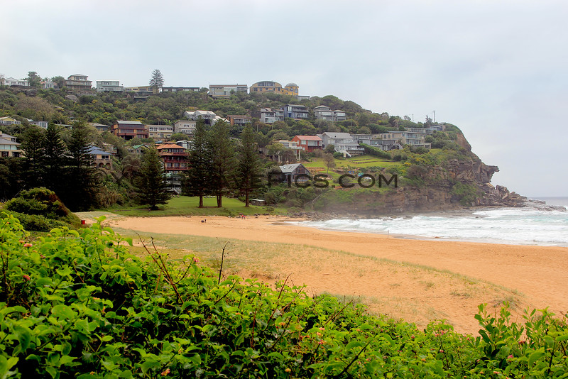 2016-03-29_1706_Whale Beach.JPG<br /> <br /> North end of Whale Beach, where my family lived for a year in 1969/70