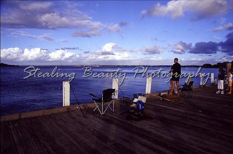 Jetty Fishing, Perth