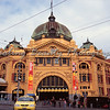 Flinders St Station, Vic