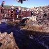 Bridge Jumping, Canal Rocks