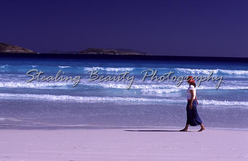 Cape Arid beach