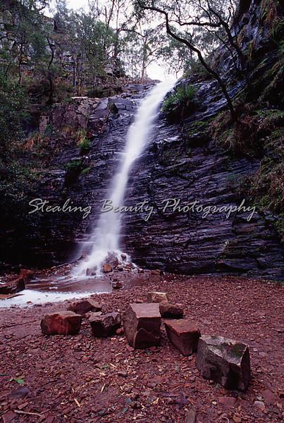 Silverband Falls, NSW
