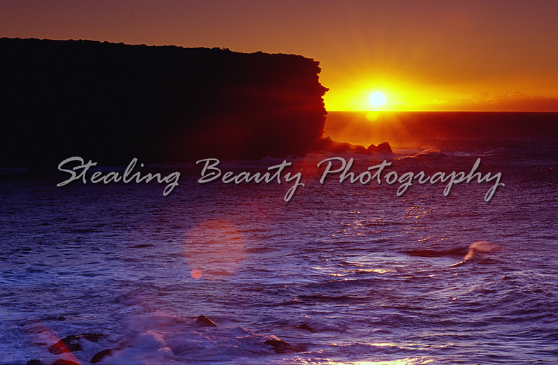 Bundeena Sunrise