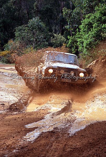 Aussie Off-Roading