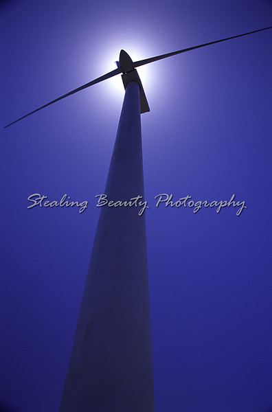 Wind turbine, WA