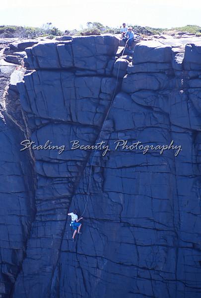 West Cape Howe climbing