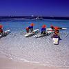 Surf Lifesavers, Rottnest Island