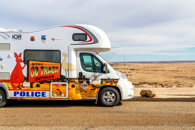 Outback safety Police