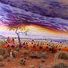 Diorama at Broken Hill, NSW