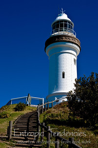 Byron Bay lighthouse Date: 9 August 2009 © Copyright 2009 Barrie Spence