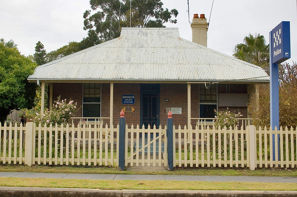 Police Station Brooklyn, NSW Australia - 21 Jun 2006
