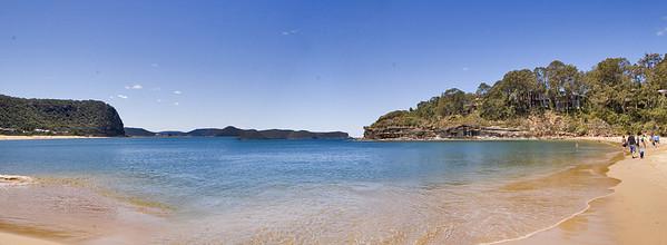 Pearl Beach - NSW Australia - 9 Oct 2005