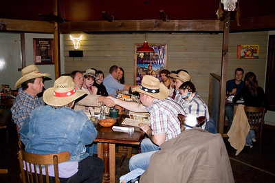 The natives At the SSS restaurant Tamworth, New South Wales Australia - 16 Jun 006