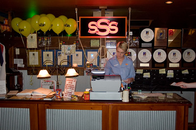 The SSS restaurant Tamworth, New South Wales Australia - 16 Jun 2006