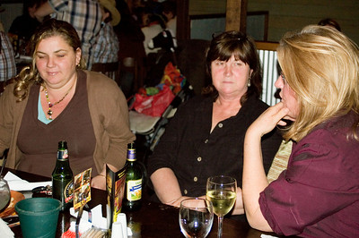 Larissa, Gill and Dheera At the SSS restaurant Tamworth, New South Wales Australia - 16 Jun 006