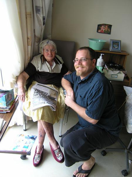 Nan and Simon