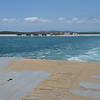 Leaving the mainlander Fraser Island