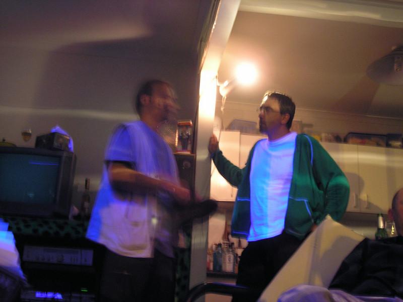 Mark and Horst