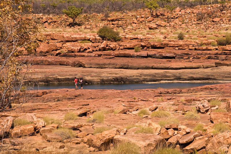 Sir John Gorge, Fitzroy River