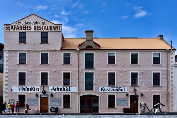 Hobart, Tasmania 2016