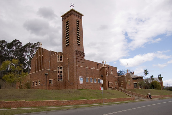 Catholic Church Cessnock - NSW Australia - 29 Sep 2005