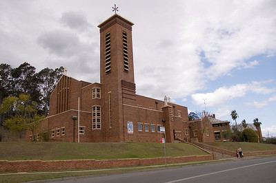 Catholic Church Cessnock - NSW Australia - 29 Sep 2005