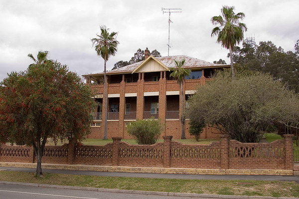 Catholic Priory Cessnock - NSW Australia - 29 Sep 2005