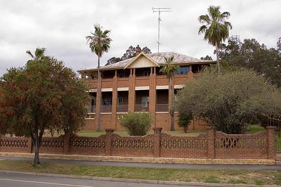 Catholic Priory Cessnock - NSW Australia - 29 Sep 2005