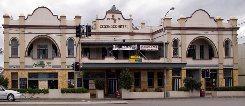 Cessnock Hotel Cessnock - NSW Australia - 29 Sep 2005