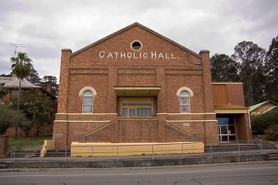 Catholic Hall Cessnock - NSW Australia - 29 Sep 2005