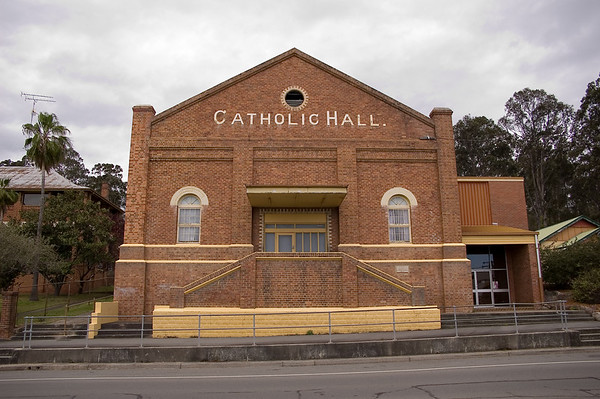 Catholic Hall Cessnock - NSW Australia - 29 Sep 2005