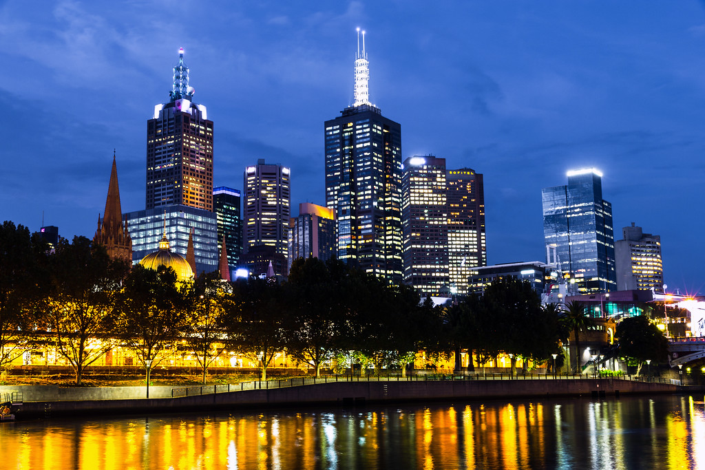 City Lights, Melbourne