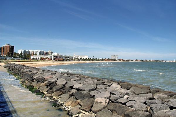 Pier St Kilda Melbourne - VIC Australia - 17 Feb 2005