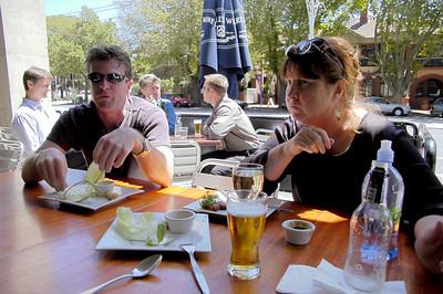 Ben and Gill Vietnamese restaurant St Kilda Melbourne Victoria Australia - Feb 2005
