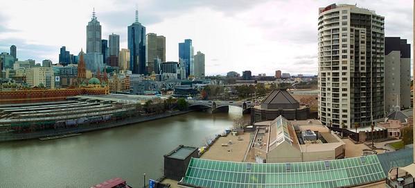 2015-07-29 Melbourne Day Cityscape