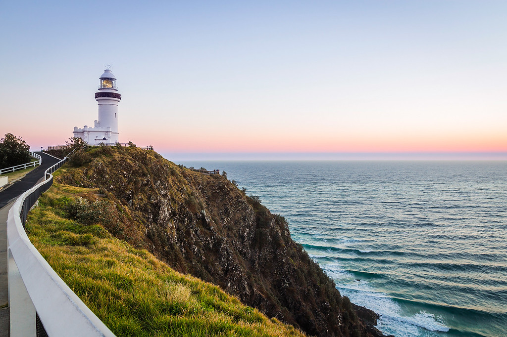 Cape Byron Lighthouse, Easternmost point of mainland Australia