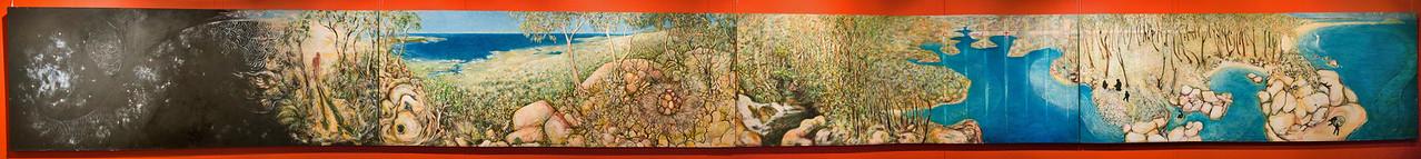 In defence of identity Geffery Ferguson Australian Museum Sydney, NSW Australia - 20 Jun 2006