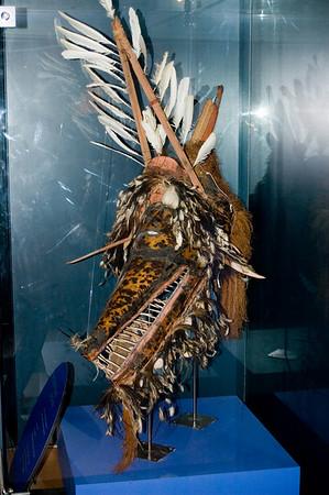 Torres Strait Dance Mask Australian Museum Sydney, NSW Australia - 20 Jun 2006