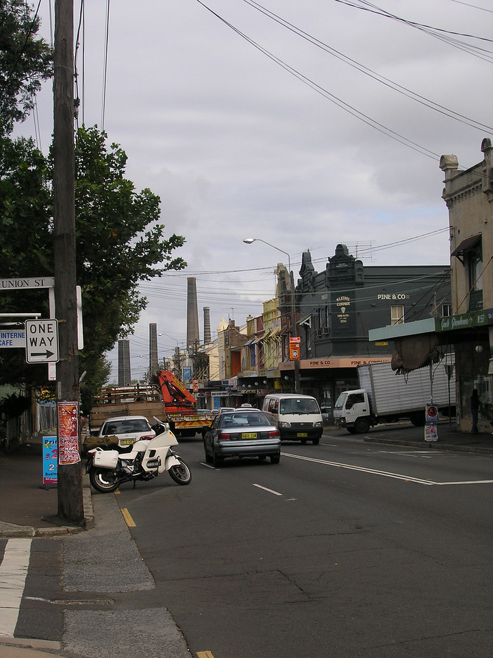 South end of King Street
