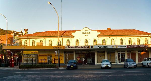 Solomon's Building Tamworth, New South Wales Australia - 17 Jun 2006