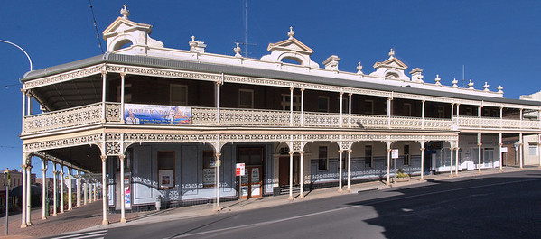 Imperial Hotel Armidale, NSW Australia - 18 Jun 2006