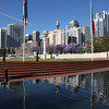 Tumbalong Park-Darling Harbour-Sydney-NSW-Australia