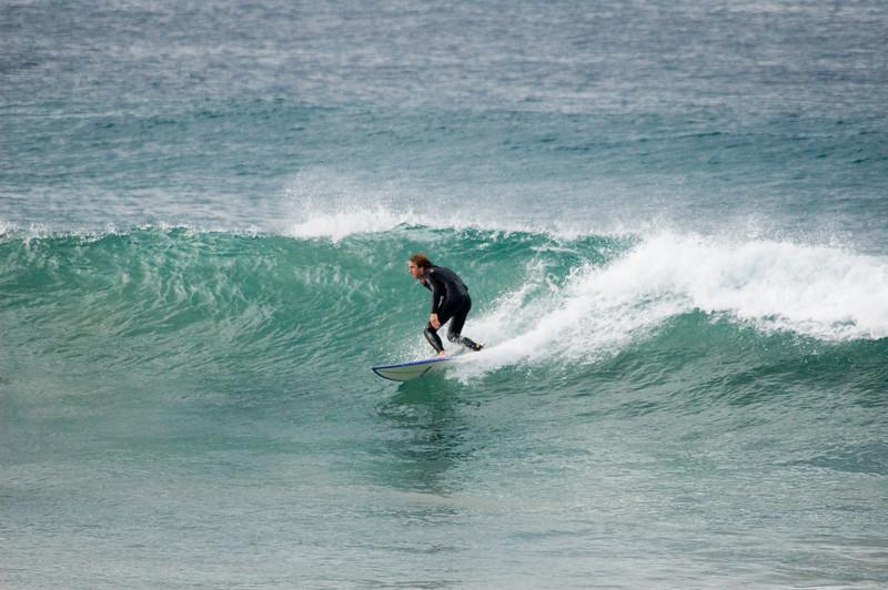 Surfing Port McQuarie, NSW Australia - 19 Jun 2006